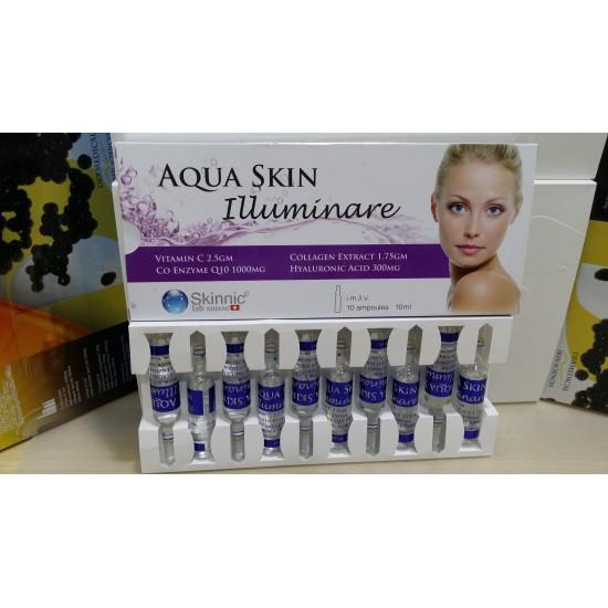 Aqua skin illuminare vitamin c 25gm collgen 175g co q10 1000mg sell it yourself details about aqua skin illuminare vitamin c 25 loading zoom solutioingenieria Choice Image