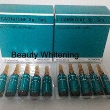 L-Carnitene Germany 5g x 10 ampoules for Weight Loss & Slimming & Fat Away